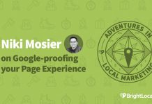 Niki Mosier on Google-proofing your Page Experience