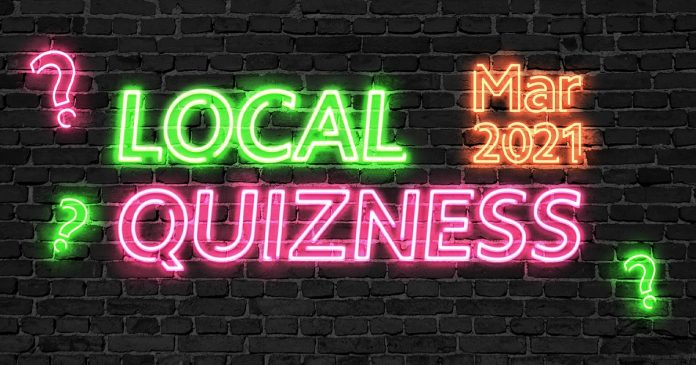 Local Quizness March 2021 - What's The Story in Local SEO?