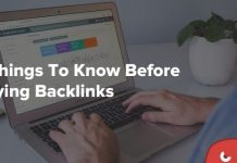 4 Things To Know Before Buying Backlinks