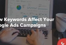 How Keywords Affect Your Google Ads Campaigns