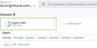 Google Analytics SEO ROI