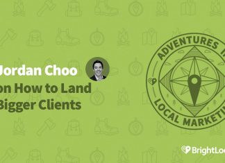 Jordan Choo on How to Land Bigger Clients