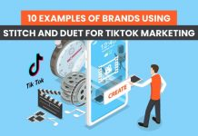 10 Examples of Brands Using Stitch and Duet for TikTok Marketing