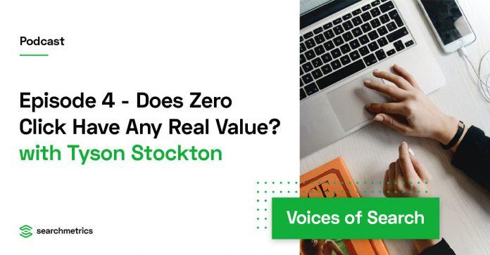 Does Zero Click Have Any Real Value?