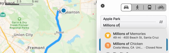 Apple Maps Users