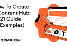 How To Create a Content Hub: 2021 Guide (+ Examples)