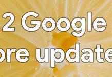 2 Google core updates